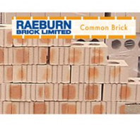 RAEBURN RIBBED CLAY COMMON BRICKS CLASS 3 TO BS3921BANDED